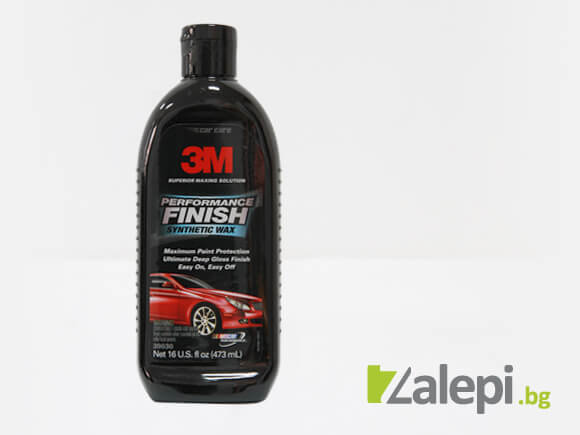 3M Performance Finish Synthetic Wax