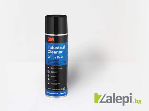 3M Citrus Cleaner спрей за почистване на лепило