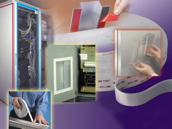Приложения на двойнозалепваща лента 3M VHB 4611F в електрониката и лененето на панели