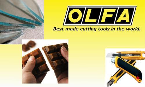 Историята на OLFA макетни ножове, Залепи БГ