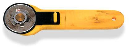 Ротациoнен макетен нож OLFA, първият в света