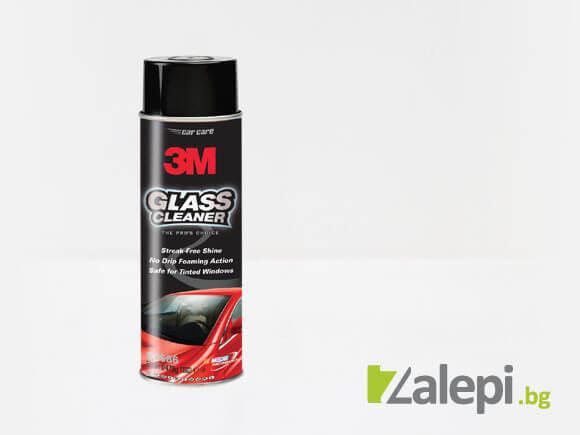Почистващ спрей за автомобилни стъкла 3M Glass Cleaner 50586
