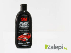 3M Scratch and Swirl Remover - scratch remover paste for car paint