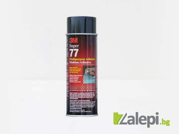 3M Spray Super 77 – Multipurpose Spray Adhesive, 600ml