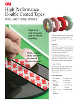 3M High Performance Tapes Product Bulletin