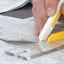 OLFA TS-1 Top Sheet Cutter за папир и картон