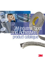 Catalogue 3M Industrial Tapes and Adhesives