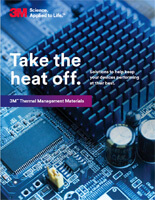 3M Thermal Materials Solutions brochure, PDF