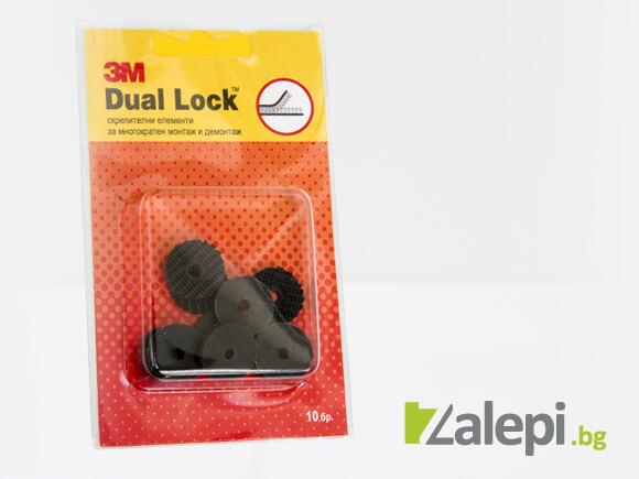 3M Dual Lock SJ3463 - скрепителна лента