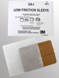 3M Low Friction Sleeve SA-1 for hand squeegee