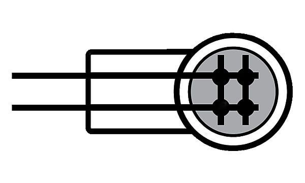 3M Scotchlok UY2 Connector scheme