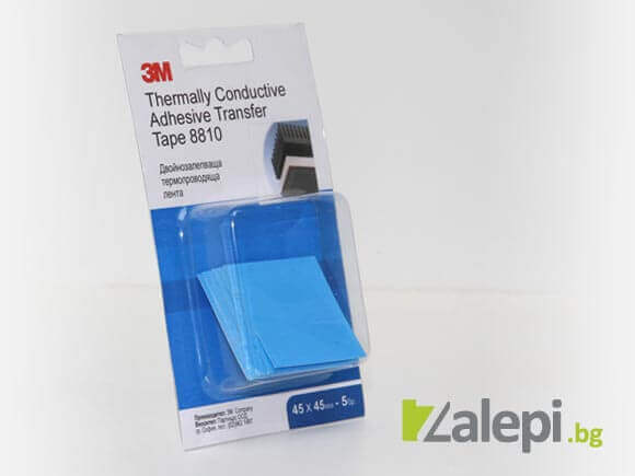 Термо лепенки 3M 8810 Thermally Conductive Adhesive Transfer Tape