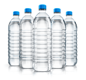 (PET) Polyethylene terephthalate plastic