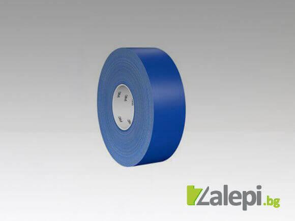 3M 971 Ultra Durable Floor Tape - синя