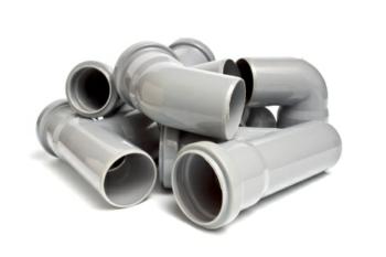 (PVC) Polyvinyl chloride plastic