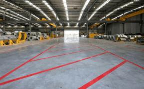 3M 971 Ultra Durable Floor Tape - маркиращи ленти за различни производствени бази