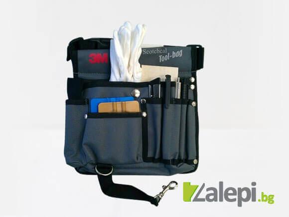 3M Scotchcal Tool Bag - чанта за инструменти
