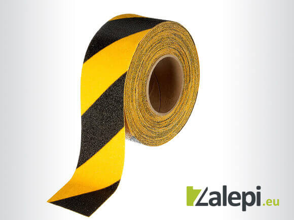 3M 613 Safety Walk General Purpose, yellow/black