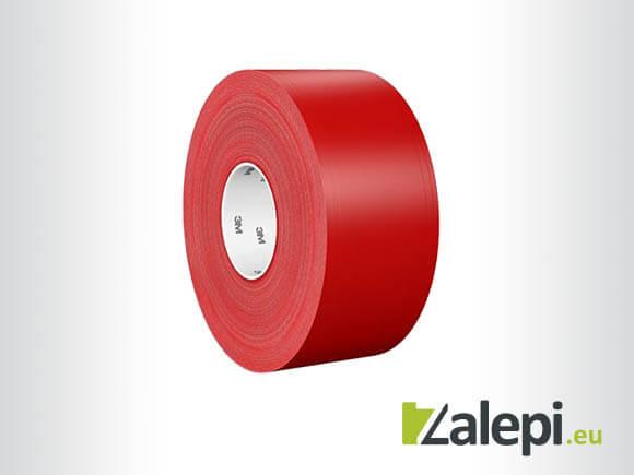 3M Ultra Durable floor tapes 971 - издръжлива маркираща лента за под, червена