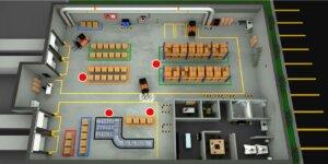 3M Vinyl Tape 471 marking floor tapes, application