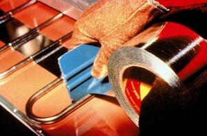3M Aluminum Foil Tape 425 Applications - Приложения