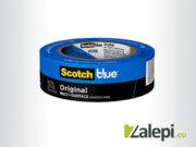 3M ScotchBlue 2090 Masking Tape, синя маскираща лента, 50м