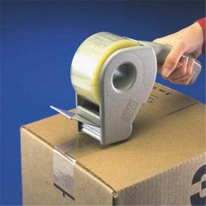 3M 369 Tartan Transparent Box Sealing Tape Application