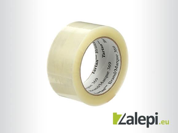 3M 369 Tartan Transparent Box Sealing Tape – здрава опаковъчна лента