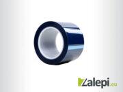 3M 8991 Polyester Tape, Blue - маскираща, високотемпературна лента за прахово боядисване, синя, 66m