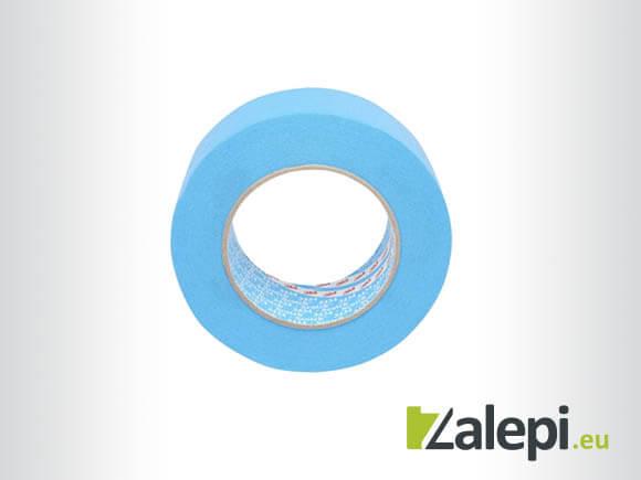 3M 3434B Scotch High Performance Masking Tape - PVC маскираща лента, 18mm х 50m, синя